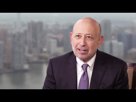 Lloyd Blankfein on Investing in the US-China Relationship