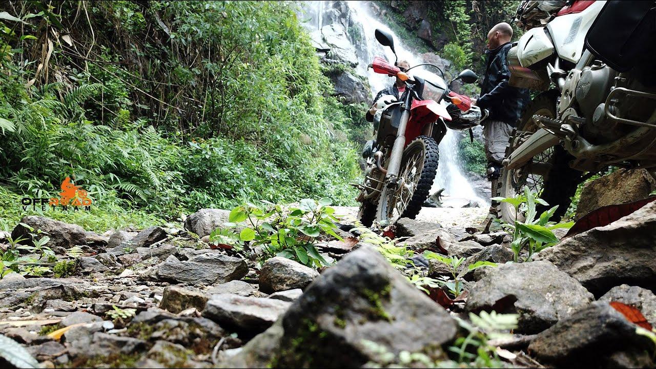 Vietnam's Best Historical Motorbike Tours - Ho Chi Minh Trail Motorbike Tours l VietnamOffroad.