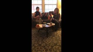 """Teach You"" acoustic cover with Cait Leow & Jessica Rau"
