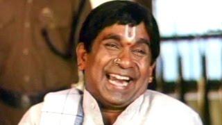 Brahmanandam Hilarious Comedy Scene From Ghatothkachudu..