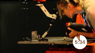 Robotic Welding Competition Coming to FABTECH 2013