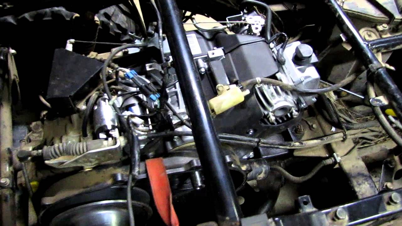 Kawasaki Mule Update - YouTube