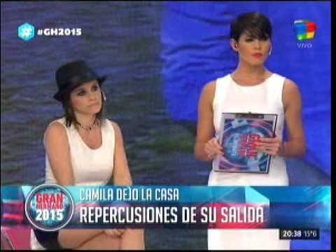 #GH2015: Los chicos hicieron un altar dedicado a Camila y le rezaron