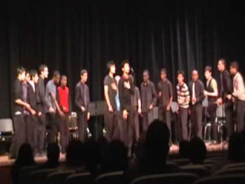 Bloomfield High School Pop Group Love This Maroon 5