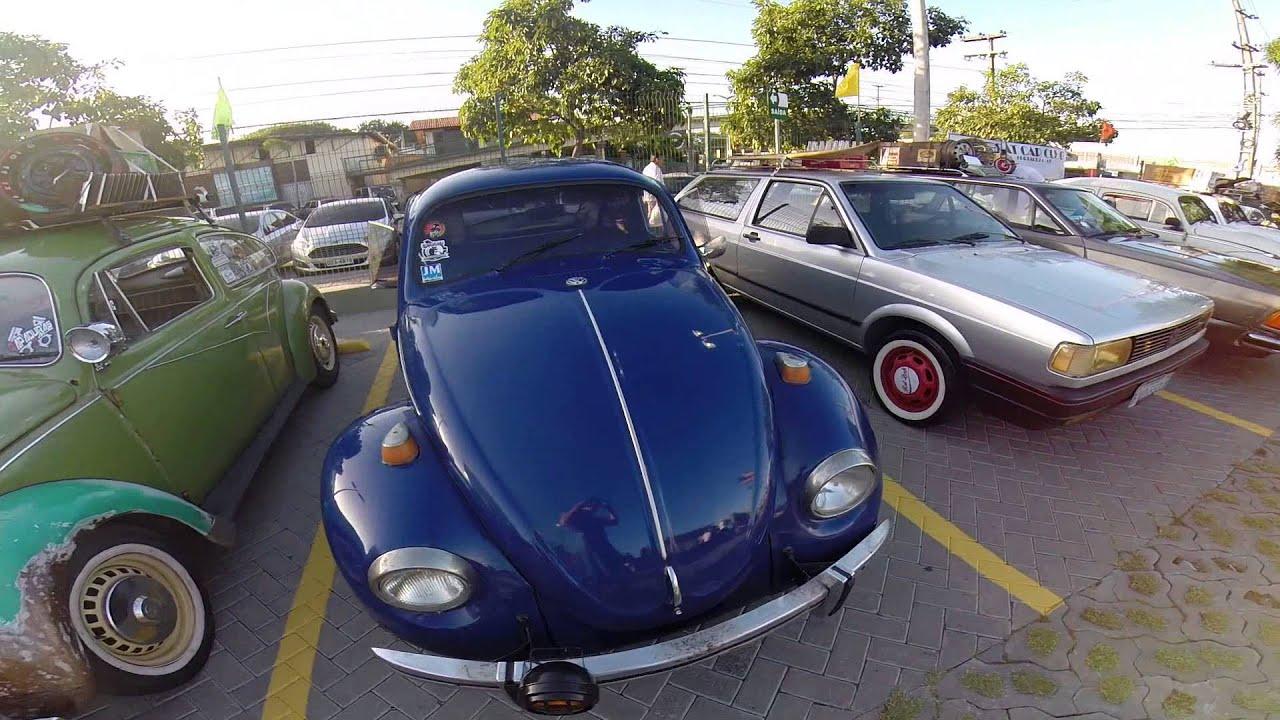 Trovao Azul E A Rat Car Club No Encontrao De Carros Antigos