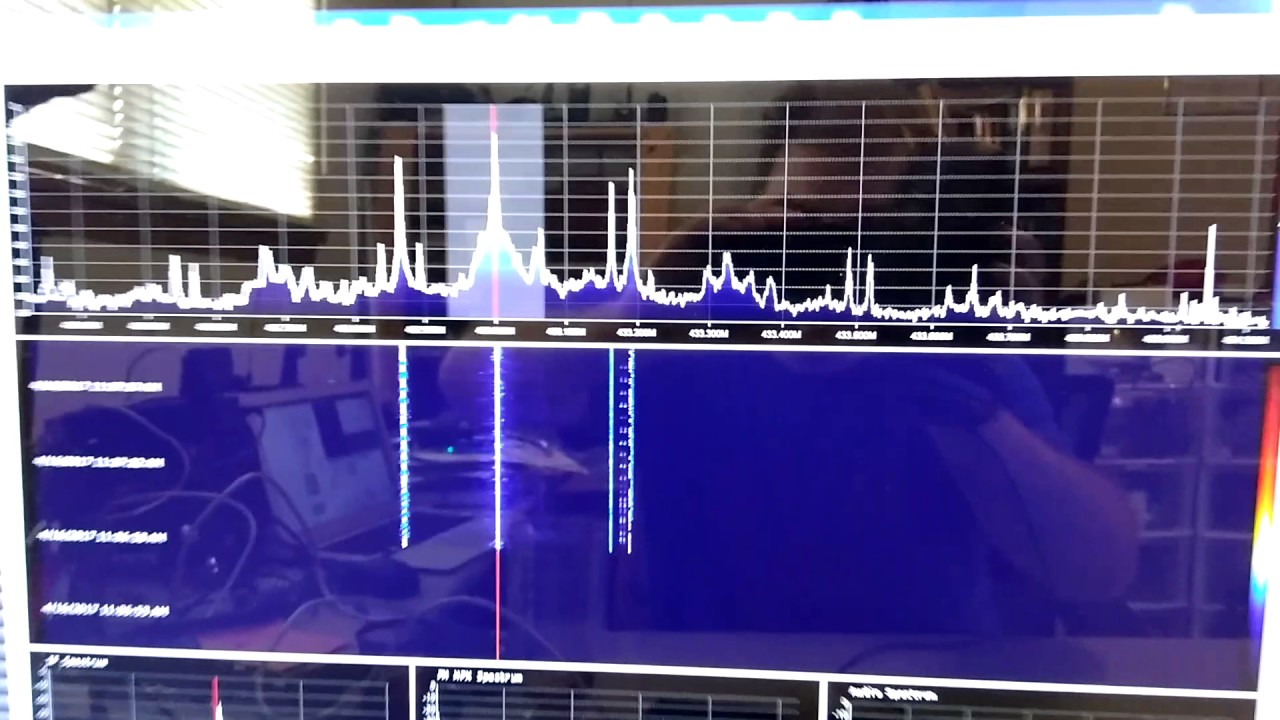 Transmission Test with LimeSDR