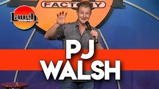 PJ Walsh | Jesus Has Arrived | Stand Up Comedy