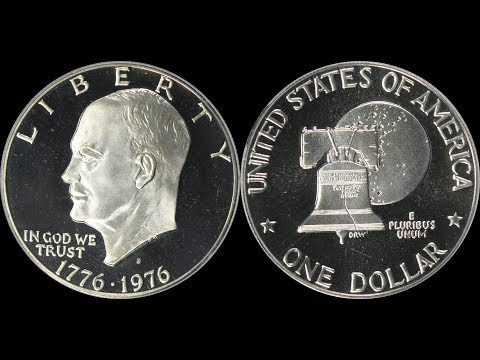 1976-S Ike Dollar Last Sold For $22,500 - Search Coins No One Else Collects For Profit