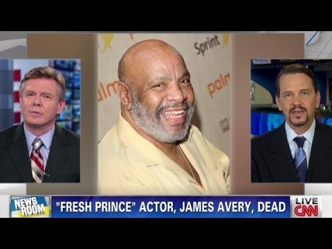 'Fresh Prince' actor, James Avery, dead at 68.