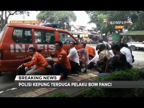 Bom Panci Meledak di Bandung