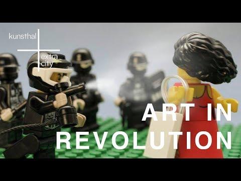 ART IN REVOLUTION: Gurur Ertem - Radical Politics; The Arts and Social Hope