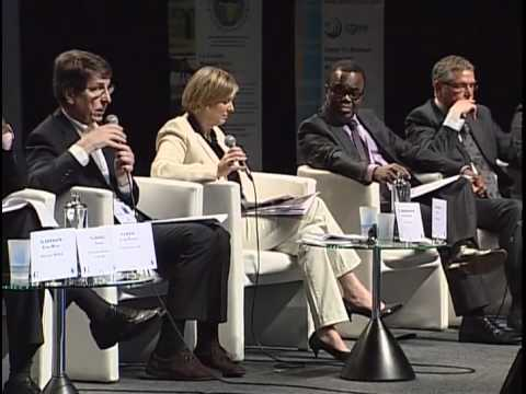 High Level Panel: Water Scarcity in Arid Areas