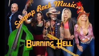 Burning Hell 'Swamp Rock Music' Christopher Ameruoso