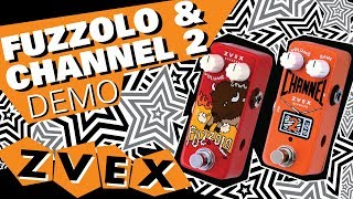 Fuzzolo and Channel 2 Demo Video