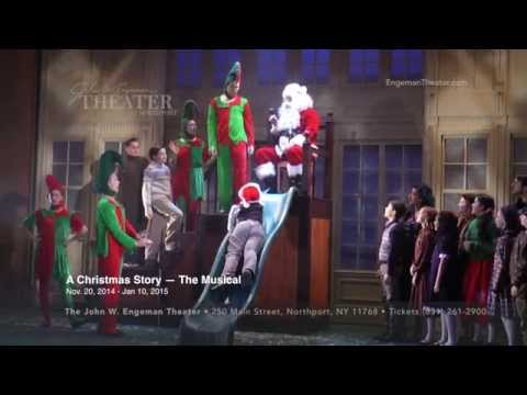 A Christmas Story — The Musical at The John W. Engeman Theater