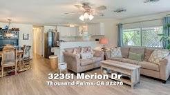 32351 Merion Dr, Thousand Palms, CA 92276