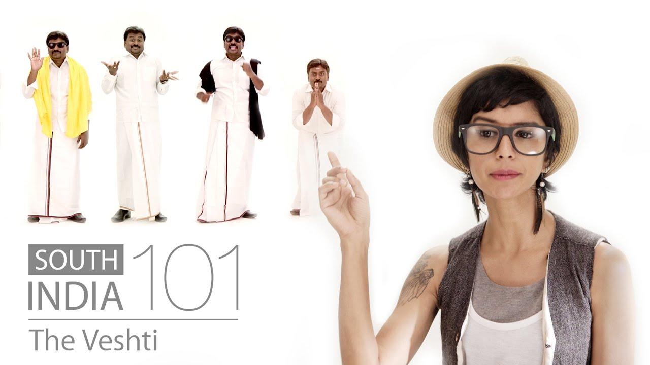 South India 101 - The Veshti | Put Chutney