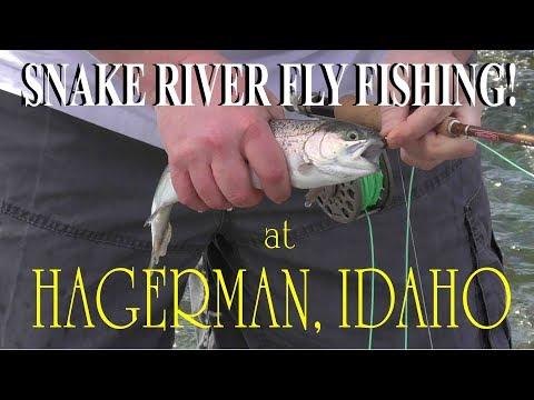 HANGIN' OUT AT HAGERMAN | Hagerman National Fish Hatchery Hagerman, Idaho