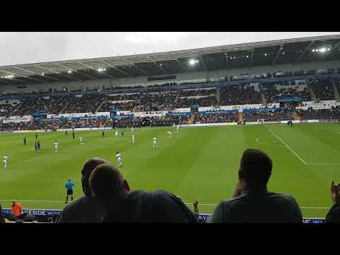 Joe Rodon Song Swansea Vs Reading 28/9/2019