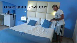 TANGO HOTEL, ROME ITALY
