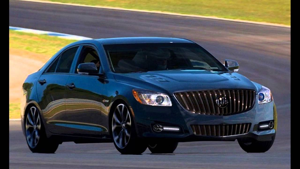 2016 Buick Grand National Gnx