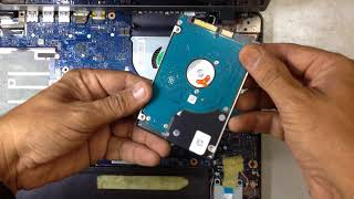 how to  replace hard drive from Acer  laptop