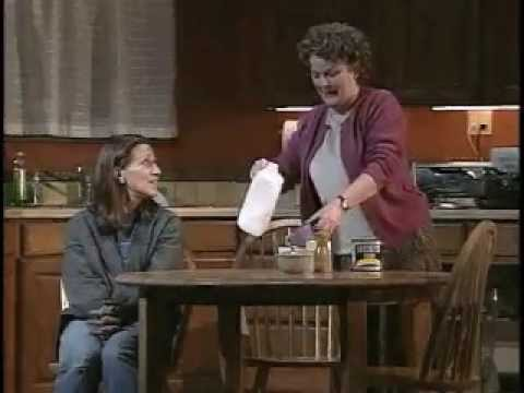 """Edie Falco of """"The Sopranos"""" & """"Nurse Jackie"""" Joins Brenda Blethyn in """"Night, Mother"""" on Broadway"""