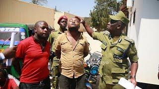 Polisi feki waliokamatwa Dodoma, RPC Muroto akiwahoji maswali