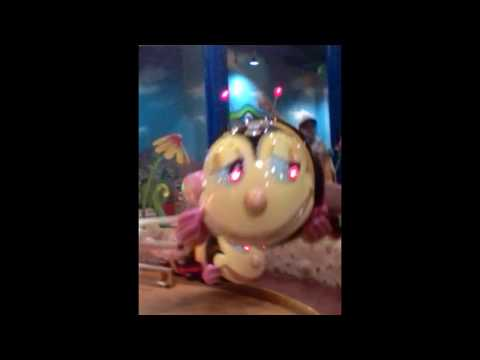 2014 Bumble Bee Ride -Berjaya Times Square Theme Park Kuala Lumpur Malaysia