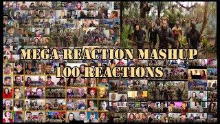 Avengers Infinity War Official Trailer - MEGA REACTIONS MASHUP (OVER 100 REACTIONS)