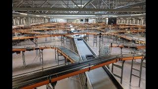 Nieuw gemechaniseerd warehouse voor Albert Heijn