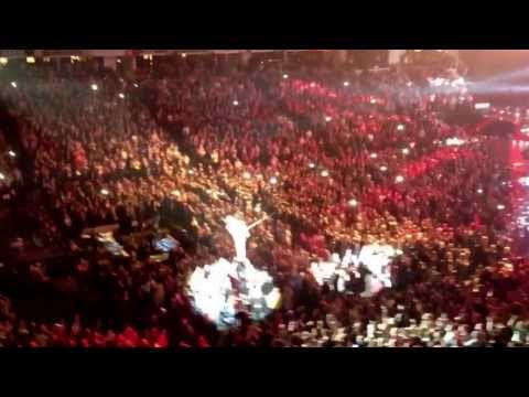 """""""So What"""" by PINK live in Indianapolis, Indiana--Bankers Life Fieldhouse Nov 21, 2013"""