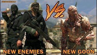 Dying Light - New Enemies Vs New Mutated Goon | Epic Battle