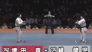 第5回全世界選手権決勝戦 緑健児vs増田章 KyokushinKarate 5th World to...