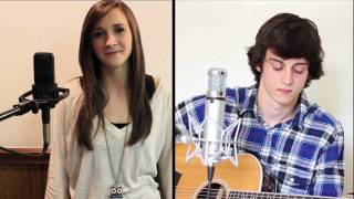 """""""Just A Kiss"""" Lady Antebellum (cover by Audrey Couch and Ryan Bradford!)"""