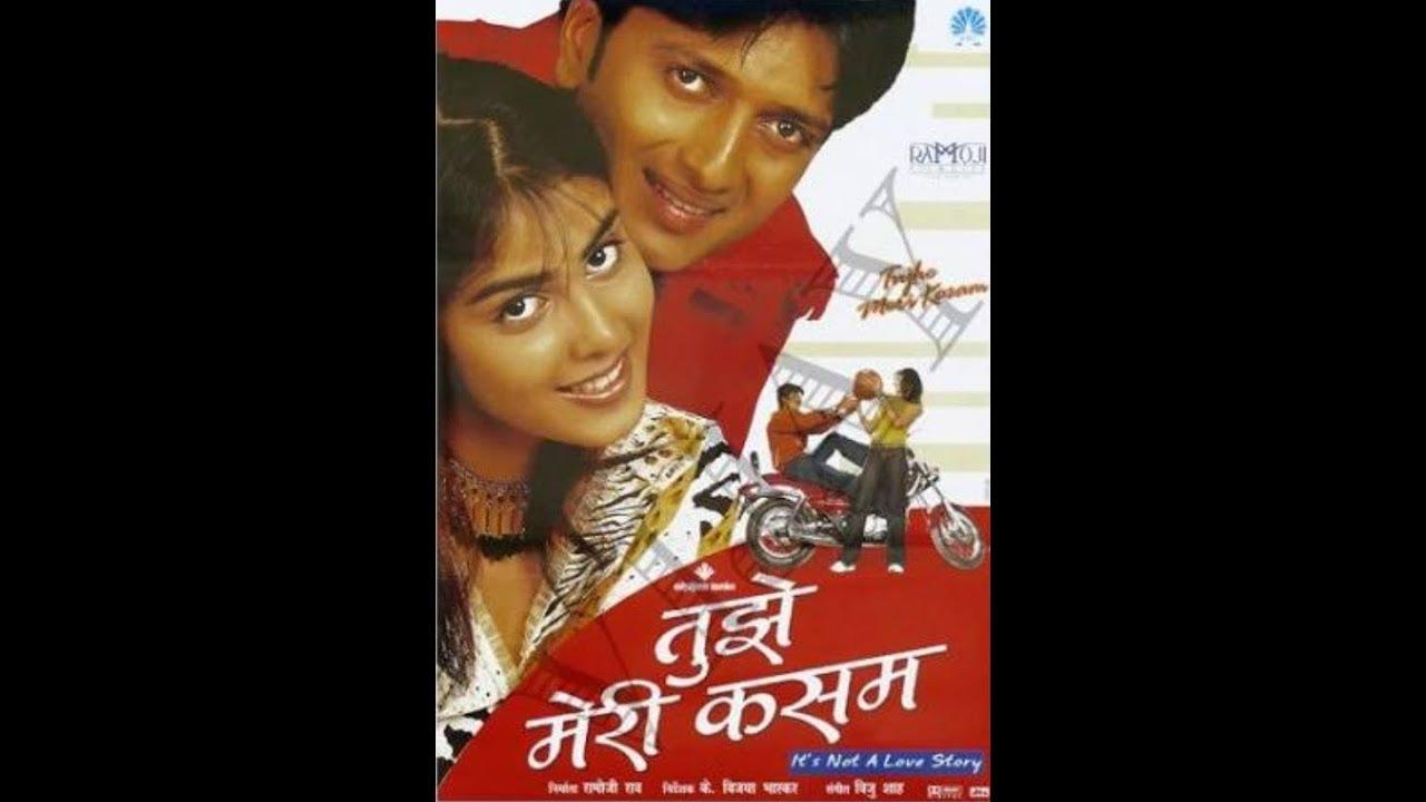 Download Tujhe Meri Kasam (2003) Full movie    1st movie of Ritesh Deshmukh & Genelia D'Souza    infinidea