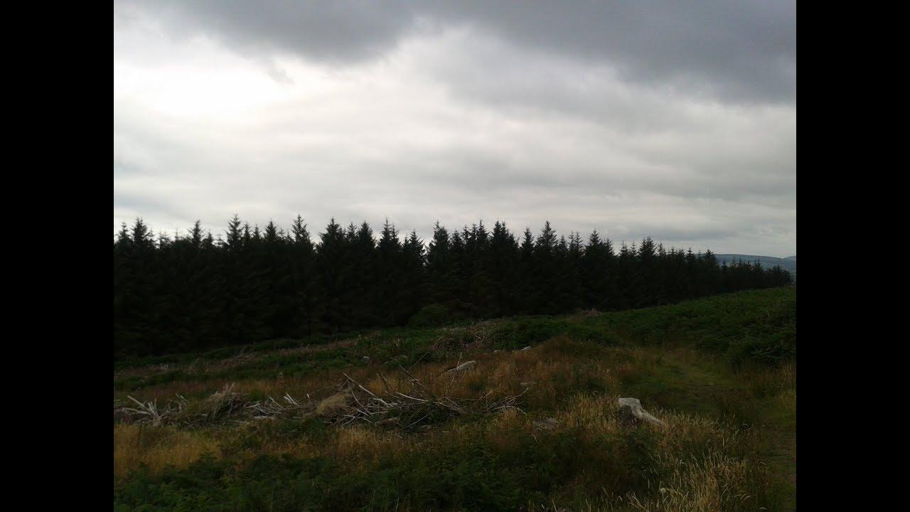 ***Отдых в горах Ирландии Waterford Ireland 2017 год***