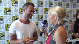 Comic-Con 2014: Teen Wolf – Interview with JR Bourne Thumbnail
