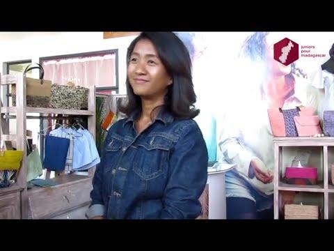 Andrianina Randriamifidimanana - Co-fondatrice de Pok Pok