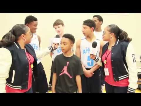 TwinSportsTV: Interview With The Atlanta Attack Basketball Team