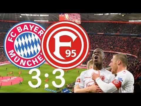 FC Bayern München - Fortuna Düsseldorf 3:3|24.11.2018| 90+3 UNFASSBAR!!! ABRISS PARTY IN MÜNCHEN!!!
