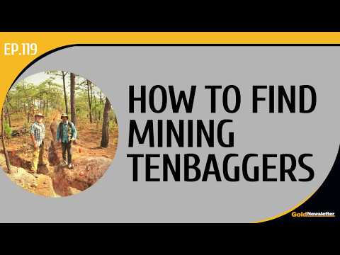 Brent Cook | How to Find Mining Tenbaggers