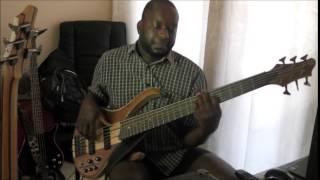 Joyous Celebration - Kumnandi Bass Cover