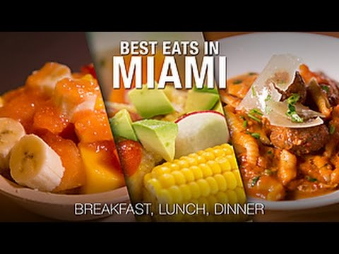 The Best Eats in Miami with Michelle Bernstein