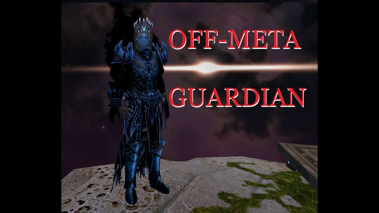 GW2 Off-Meta PvP Guardian Builds