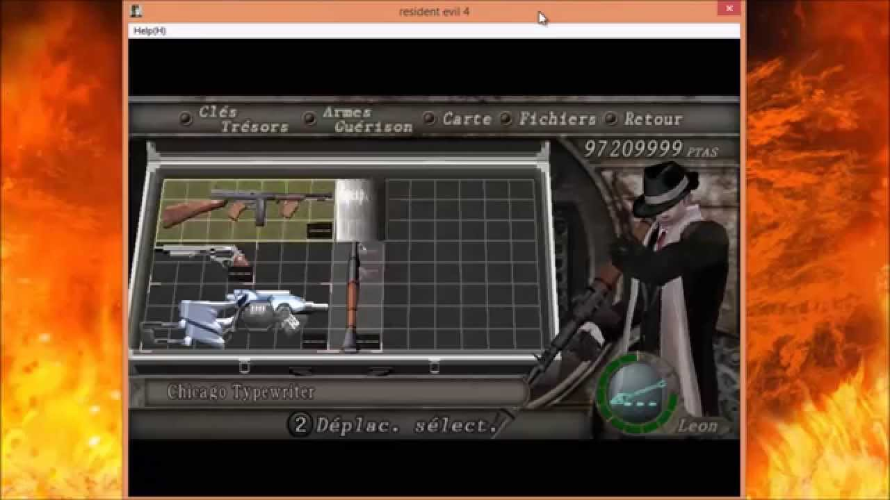 RESIDENT EVIL 4 PC ALL UNLOCKED WEAPONS,COSTUMES,MINI GAMES     (SAVE GAME)