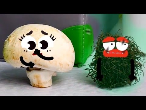 STRANGE PROBLEMS OF CUTE FRUITS AND THINGS - SECRET LIFE OF THINGS