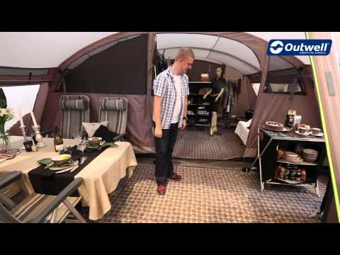 A tour of the Outwell Tennessee 5 tent