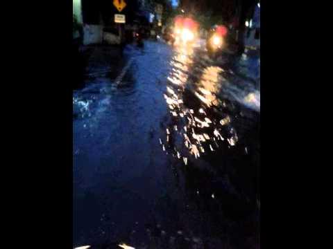 Banjir Sawah Besar, Semarang