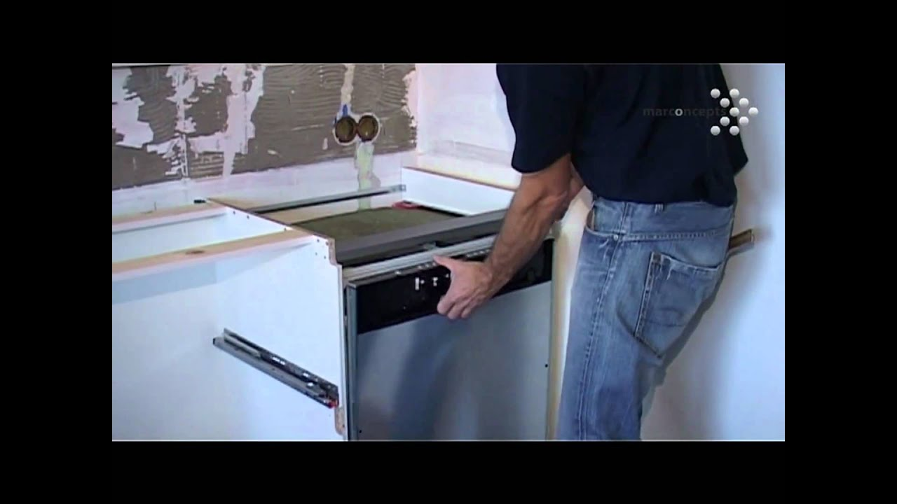 Bruynzeel Keukenkast : Siemens Vaatwasser